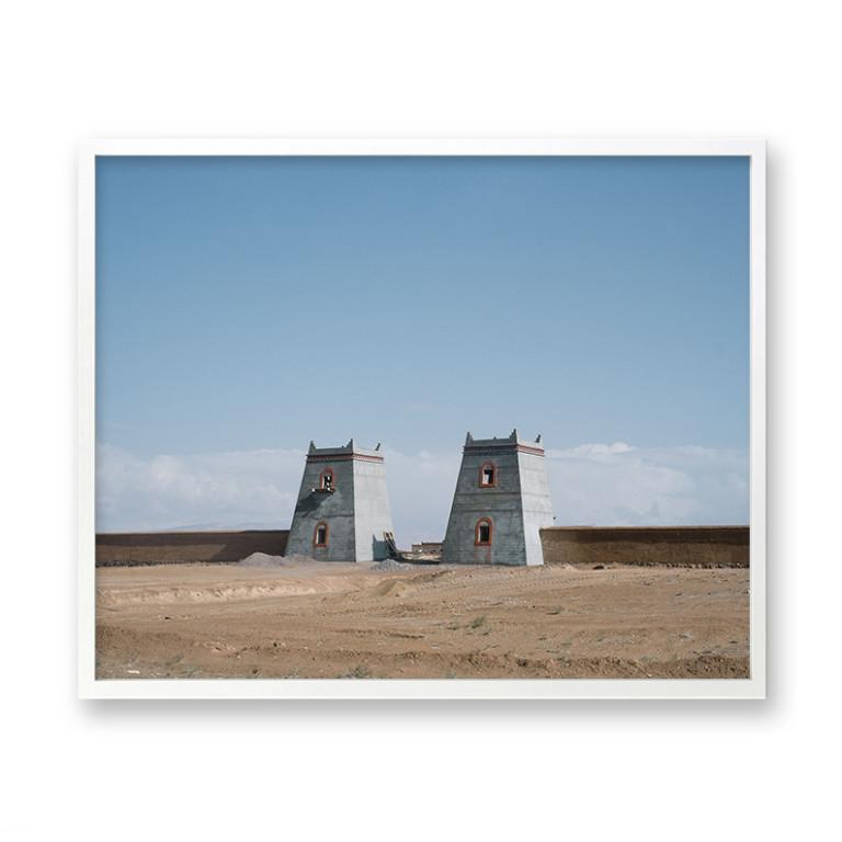 Continu-um; a photographic duo. Prints